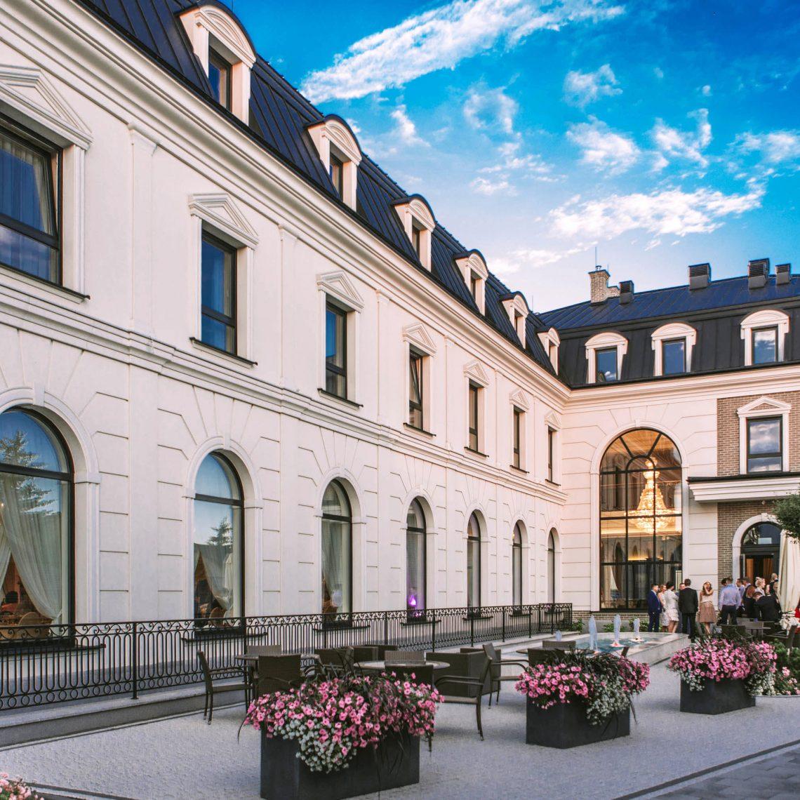 SALA WESELNA | MANSOR HOTEL || Ząbki | Warszawa | Mazowieckie |